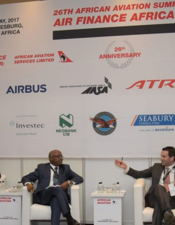 26th African Aviation Summit – Air Finance Africa 2017