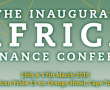 The Inaugural Africa Airfinance Conference