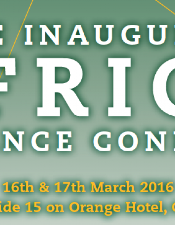 Join me at the Inaugural Africa Airfinance Conference