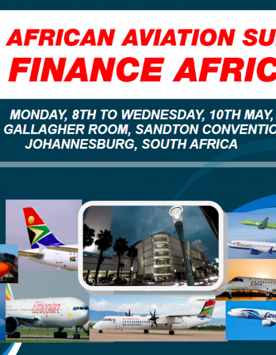 Join me for the 26th African Aviation Summit